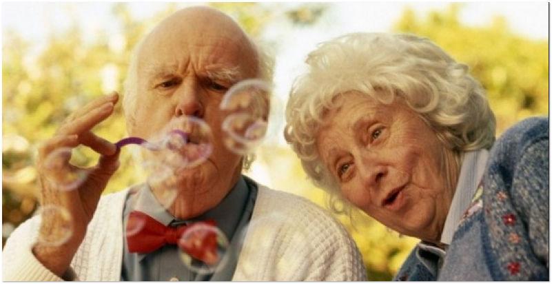 активная старость