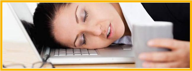 признаки хронической усталости и сонливости