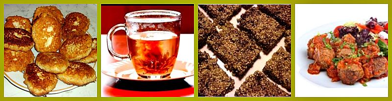 Печенье с семенами амаранта