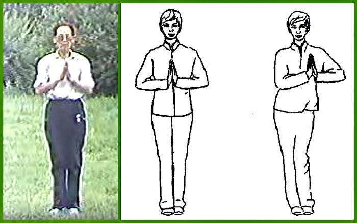 Упражнение ху-чун-гонг 8. Стимулирование сердца