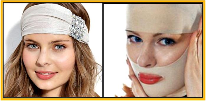 Как бороться с возрастными изменениями кожи, используя широкую резинку