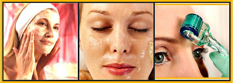 Как бороться с возрастными изменениями на лице с помощью масок