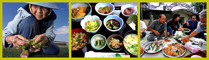 что едят на Окинаве