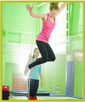 польза прыжков на батуте для здоровья