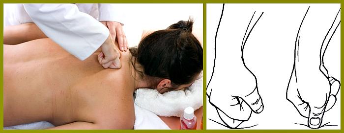 основы точечного массажа