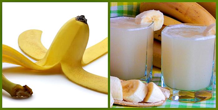 банановый квас по Болотову