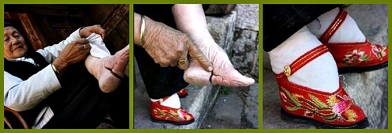 туфельки для кокосовых ножек