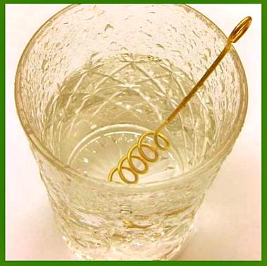 Ауротерапия золотой водой или что лечит золото