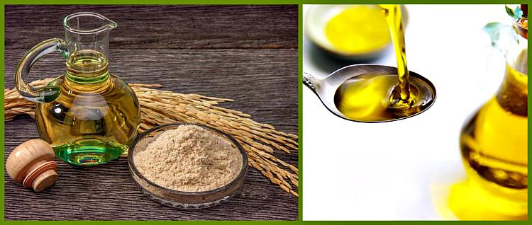 лечение маслом риса