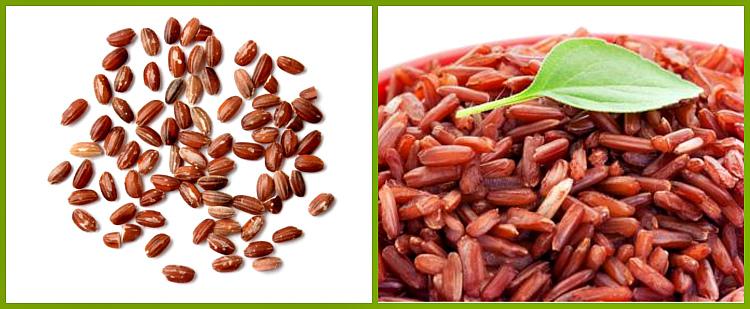 польза риса красного