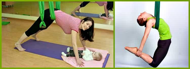 йога для семьи