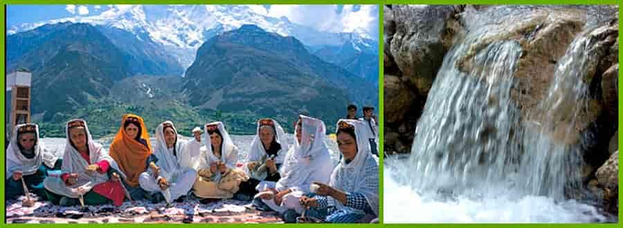 племя хунза