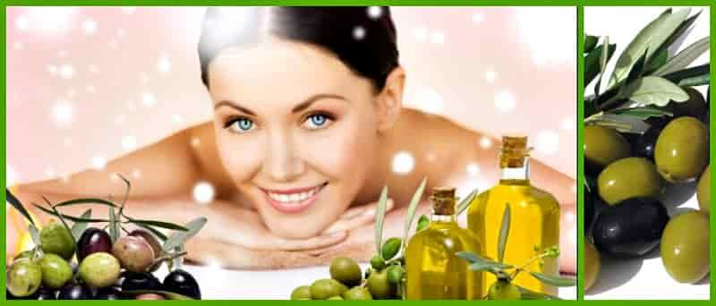 польза оливок для женщин