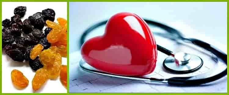 изюм для сердца и сосудов