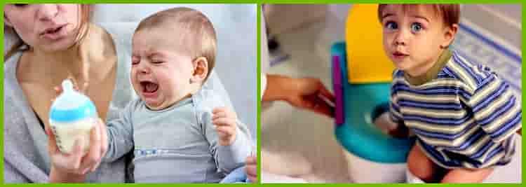 недостаток ферментов у детей