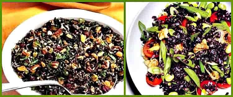 плов салат