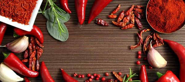 применение перцев в кулинарии