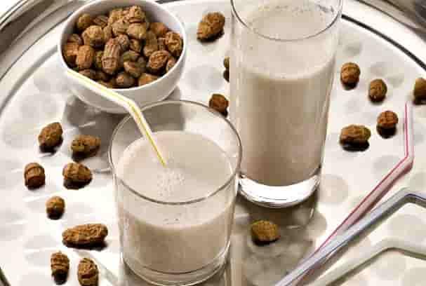 молоко из чуфы