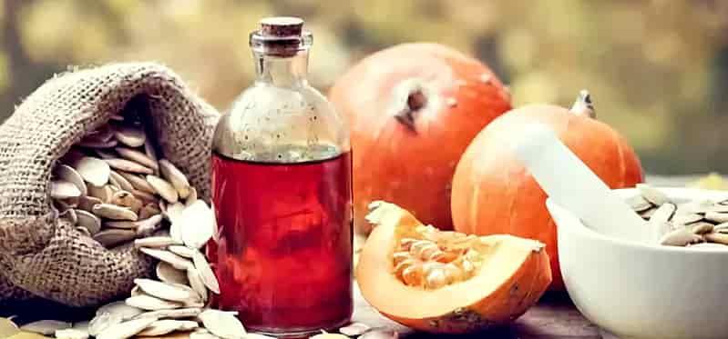 тыква, семена и масло