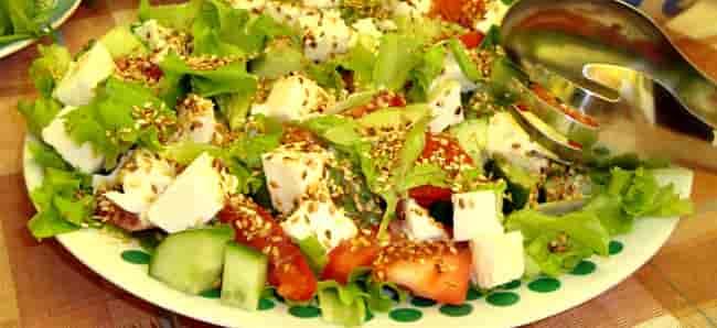 добавка к греческому салату