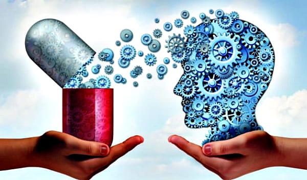 мозг на 60% состоит из лецитина