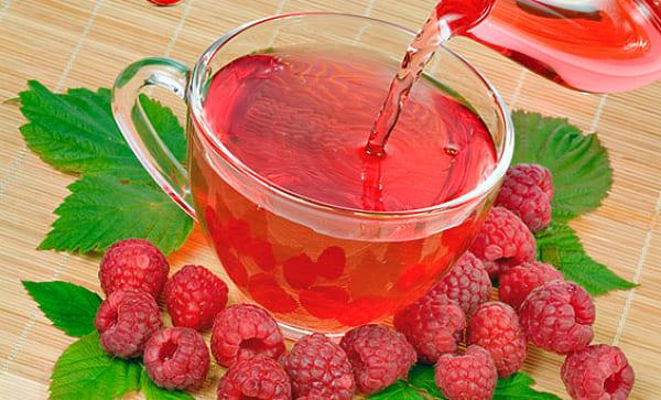 настой из ягод
