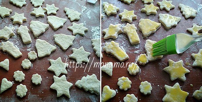 Печенье на сметане – быстрое, вкусное и мягкое