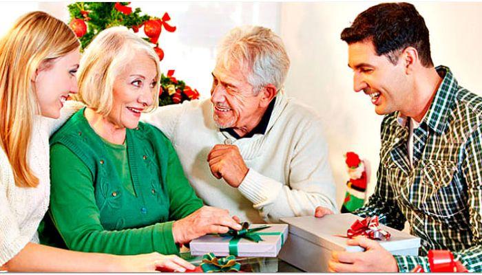 Что подарить родителям на Новый Год - идеи подарков