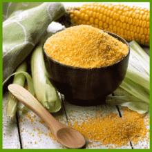 крупа из зерен кукурузы