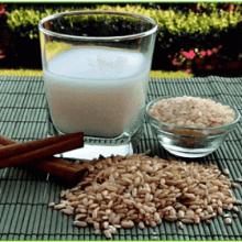 молоко из риса